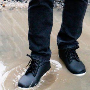 waterproof-leather-shoes-dry-rain-water