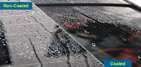 Super Hydrophobic Nano Coating Spray Protects Auto